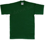 F. Green Pro Club Shirt on White Pro Club T Shirt Page