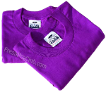 Purple Pro Club T-Shirts (2 T-Shirts)