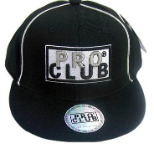 Pro Club Square Logo Fitted Cap