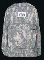 Pro Club Backpack (2 Pockets)
