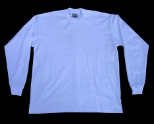 Pro Club Long Sleeve T-Shirt (White Tee)