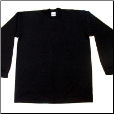 Black Pro Club Long Sleeve T-Shirts (Dozen)