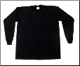 Black Pro Club  Long Sleeve Tee