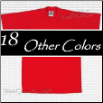 Colored Pro Club T Shirts (Half Dozen)