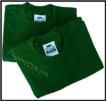 Forest Green Pro Club T-Shirts (2 T-Shirts)