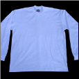 White Pro Club Long Sleeve T-Shirts (Dozen)