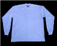 White Pro Club Long Sleeve Tee