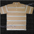Pro Club Striped Polo Shirts