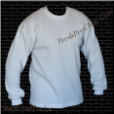 White Pro Club Long Sleeve Thermal Shirts