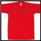 Red Pro Club T-Shirts (3 T-Shirts)